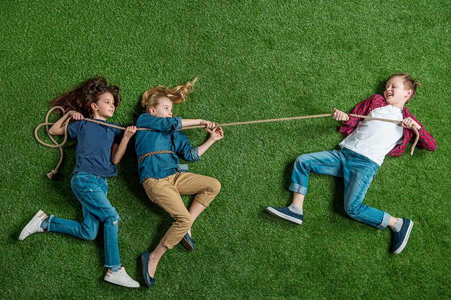 Kreativ leg børn: Hvad skal vi lege?